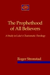 The Prophethood of All Believers