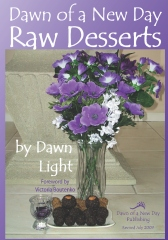 Dawn of a New Day Raw Desserts