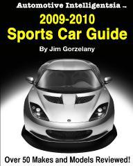 Automotive Intelligentsia 2009-2010 Sports Car Guide