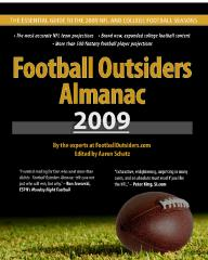 Football Outsiders Almanac 2009