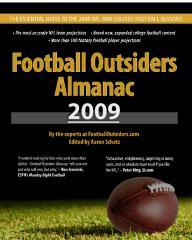 Football Outsiders Almanac 2009