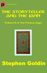 The Storyteller and the Jann