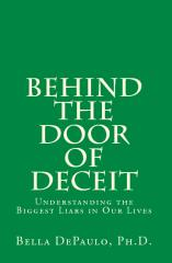 Behind the Door of Deceit