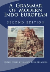 A Grammar of Modern Indo-European, Second Edition