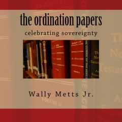 the ordination papers