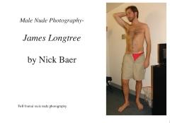 Male Nude Photography- James Longtree