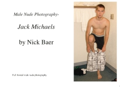 Male Nude Photography- Jack Michaels