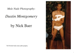 Male Nude Photography- Dustin Montgomery