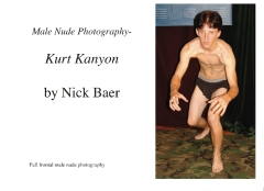 Male Nude Photography- Kurt Kanyon