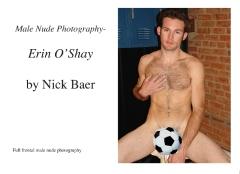 Male Nude Photography- Erin O'Shay