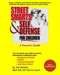 Street Smarts & Self Defense for Children