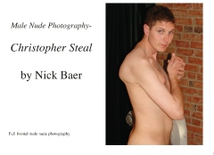 Male Nude Photography- Christopher Steal