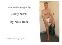 Male Nude Photography- Tobey Harte