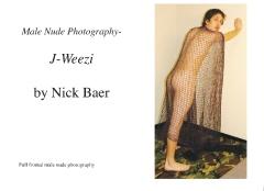 Male Nude Photography- J-Weezi