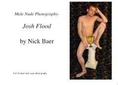 Male Nude Photography- Josh Flood