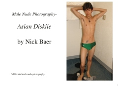 Male Nude Photography- Asian Diskiie
