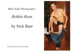 Male Nude Photography- Robbie Ryan