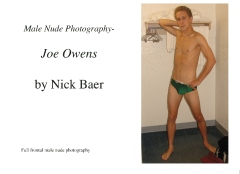 Male Nude Photography- Joe Owens