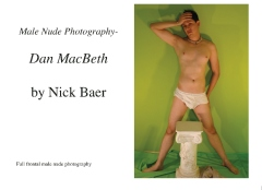 Male Nude Photography- Dan MacBeth
