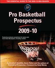 Pro Basketball Prospectus 2009-10