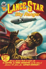 Lance Star: Sky Ranger Volume 2