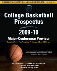 College Basketball Prospectus 2009-10