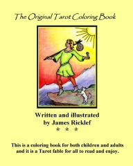 The Original Tarot Coloring Book