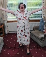 Numerology of Susan Boyle