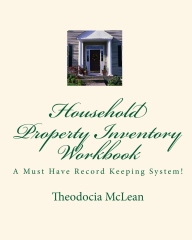 Household Property Inventory Workbook