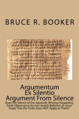 Argumentum Ex Silentio Argument From Silence