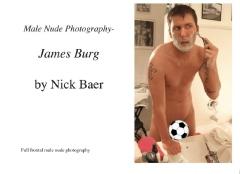 Male Nude Photography- James Burg