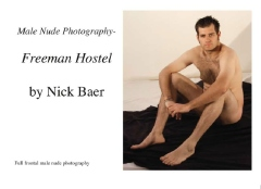 Male Nude Photography- Freeman Hostel