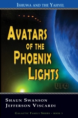 Avatars of the Phoenix Lights UFO