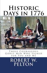 Historic Days in 1776