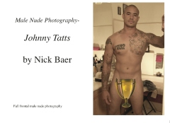 Male Nude Photography- Johnny Tatts