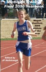 Michigan Track & Field 2010 Yearbook