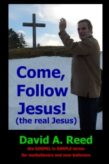 Come, follow Jesus! (the real Jesus)