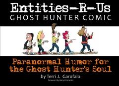 Entities-R-Us, Ghost Hunter Comic