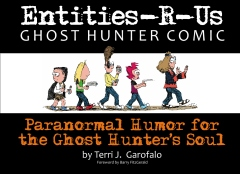 Entities-R-Us, Ghost Hunter Comic