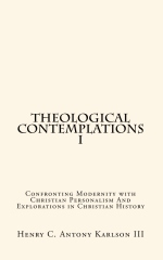 Theological Contemplations I
