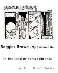 Boggles Brown   My Cartoon Life