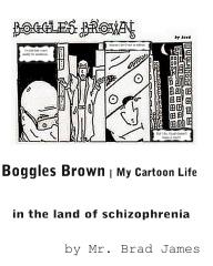 Boggles Brown | My Cartoon Life