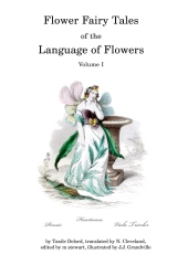 Flower Fairy Tales of the Language of Flowers