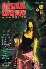 Startling Adventures Magazine