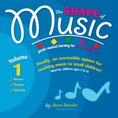 The Shape of Music
