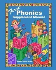 First Phonics Supplement Manual