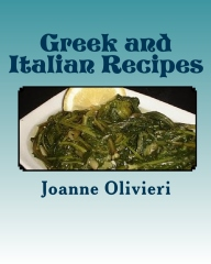 Greek and Italian Recipes