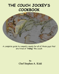 The Couch Jockey's Cookbook