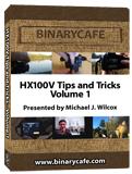 BinaryCafe - HX100V Tips and Tricks - Volume 1
