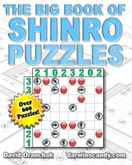 The Big Book of Shinro Puzzles